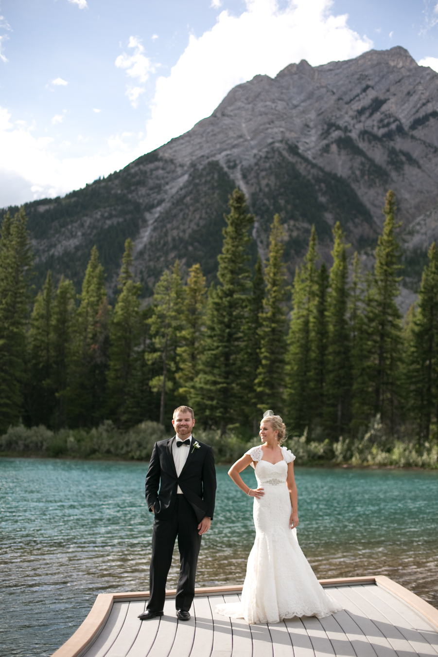 Charlene Amp Riley Married Kananaskis Wedding Photographer Modern Photography Canmore