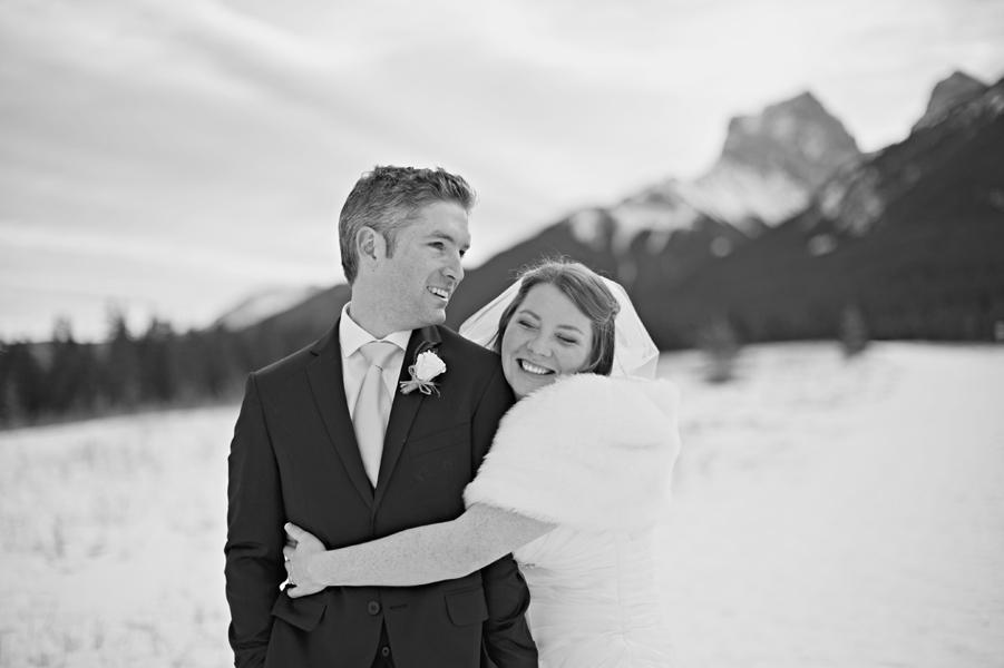 Banff Canmore Lake Louise Calgary Rocky Mountain Wedding: Susanne & Mark -married! {Canmore, Banff, Lake Louise