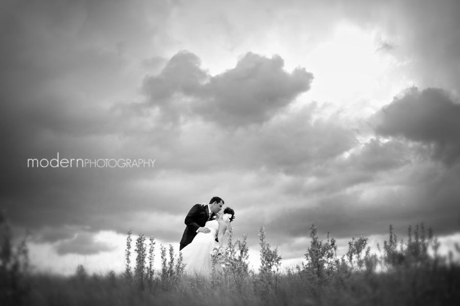 Amie & Brandon -Married! {Calgary wedding photographer + Lougheed House}