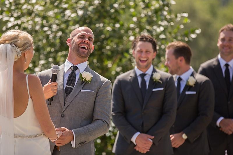 bowness wedding
