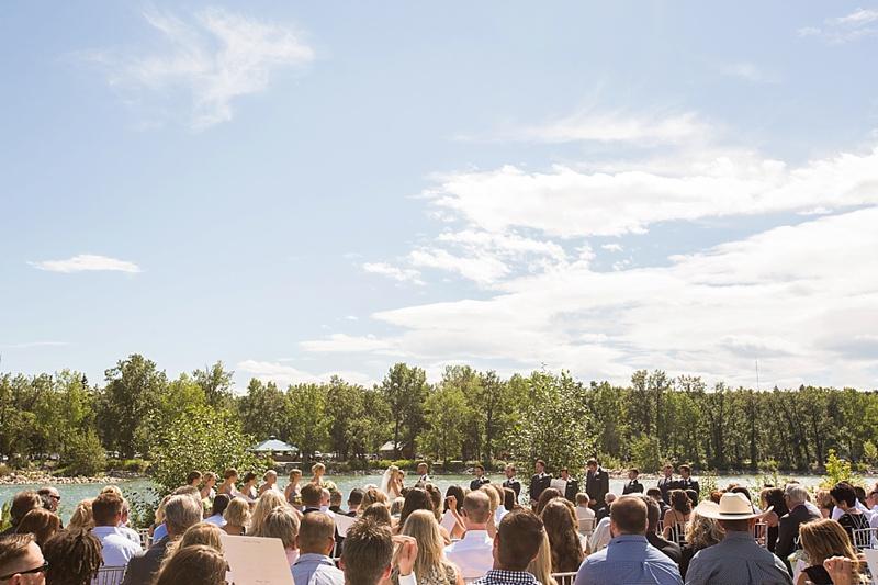 calagry baker park wedding