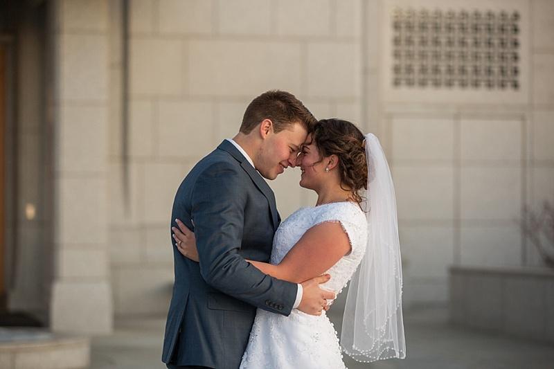 Mormon wedding first glance