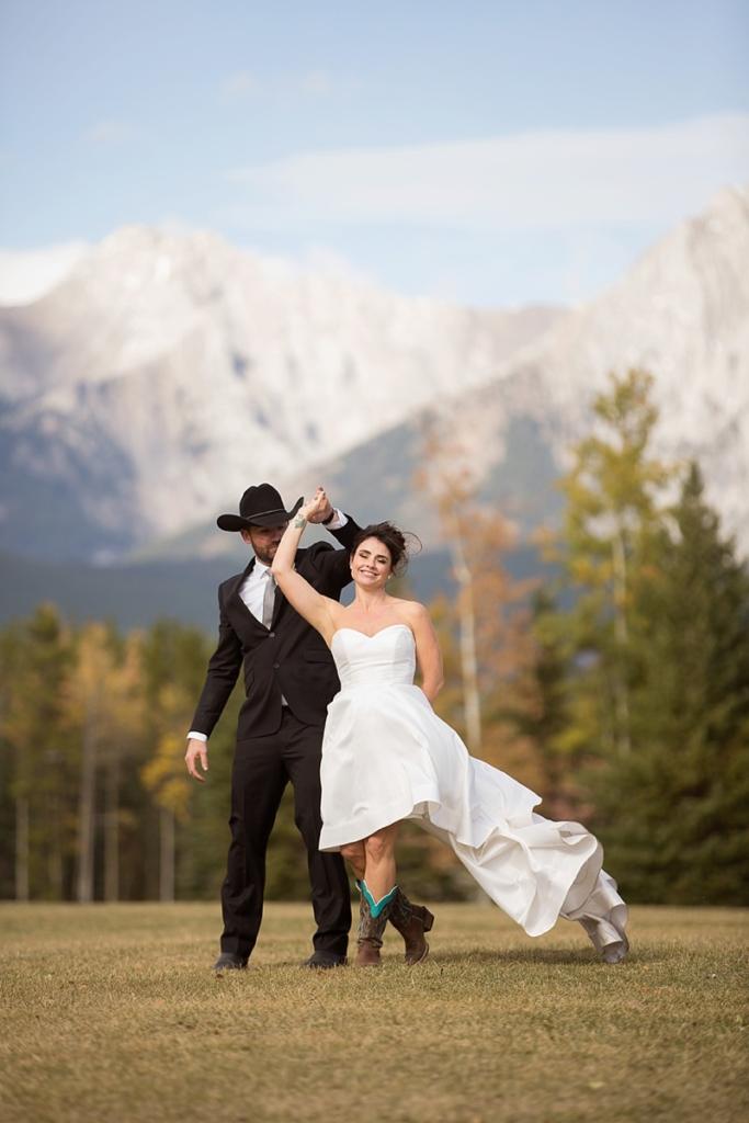October 2017 wedding